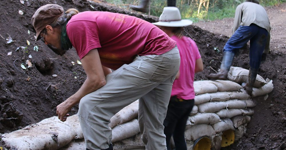 working-with-earthworks-at-practical-course-permaculture-zaytuna-farm-geoff-lawton