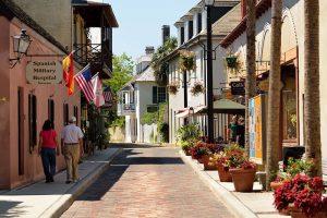 Aviles Street Oldest Street in Usa