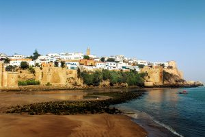 historical City and Capital Rabat 1h 15min from the site