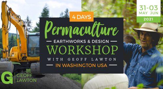 Permaculture Earthworks & Design Workshop