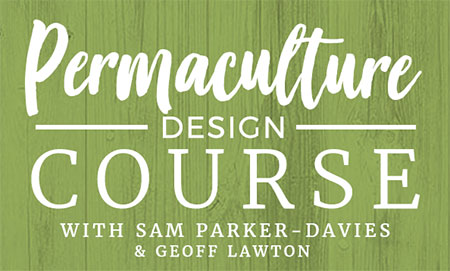 Permaculture Design Certificate course With geoff lawton in 2021 Sam parker-davies
